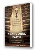 Abandoned Faith book only